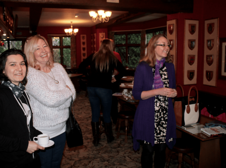 Photo of business networkers at Oxted Networking, networking group in Oxted, Surrey