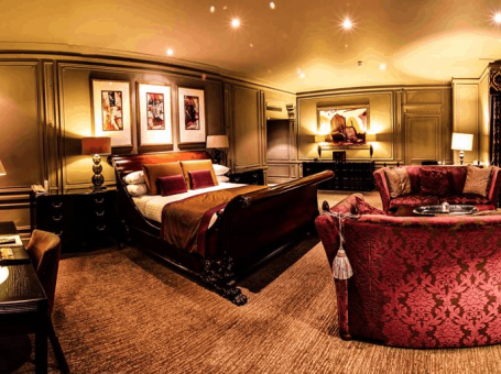 Photo of a room at Nutfield Hotel & Spa, Nutfield, Surrey