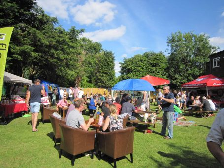 Photo of the Woldingham Village Beer Festival at Woldingham Village Club Bar & Kitchen