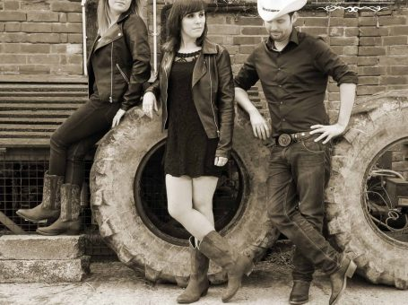 Orfila single cover - Oxted, Country Trio, Surrey