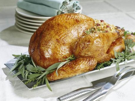 Christmas Turkey Cooking Tips - Quince House Cookery School