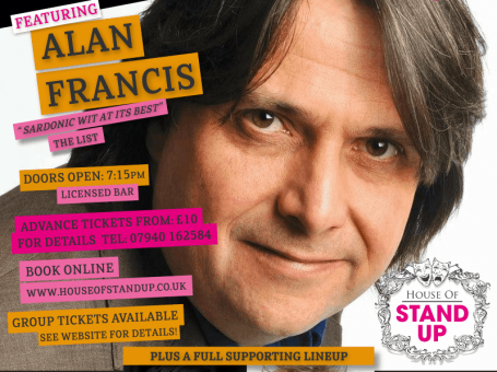 House Of Stand Up Presents Caterham Comedy