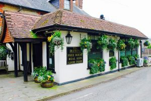 The Diamond Pub, Hurst Green, Oxted, Surrey