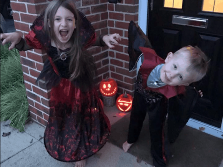 InTandridge Halloween Competition Winner