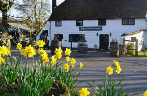 Botley Hill Farmhouse Pub & restaurant, Warlingham