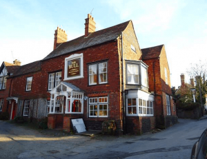 The Bull pub , Old Oxted