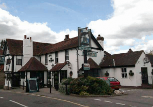 The Old Bell Pub, Oxted, Surrey