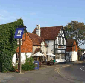 The White Lion Pub, Warlingham, Surrey