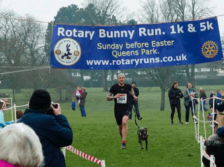 Caterham Rotary Bunny Fun Run - 2018
