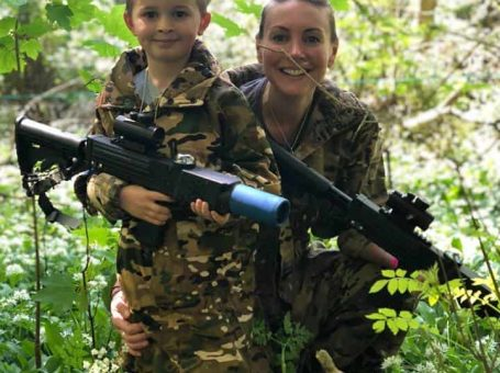 Go Laser Tag London - laser tag in Surrey