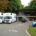 Britannia Sandersteads house removals vehicles & storage premises in Surrey