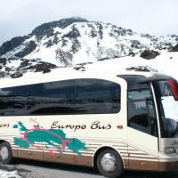 Skinners of Oxted Coach on a European coach outing