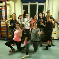 Adult dance and fitness class in Oxted / Limpsfield