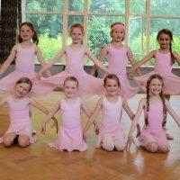 Surrey Dance School, ballet class