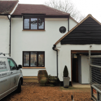 Work by Cameron Building & Landscaping Services, builders in Oxted