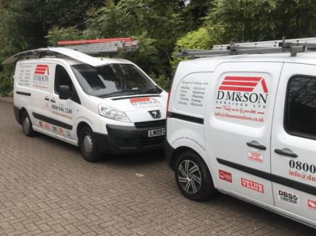 D M&SON Services Ltd