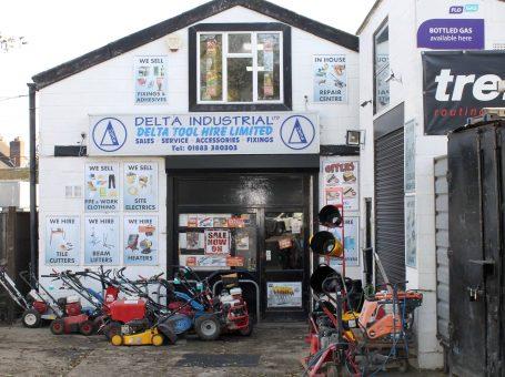 Delta Tool Hire & Sales
