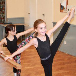 Surrey Dance School's Saturday Stars Ballet Class in Limpsfield