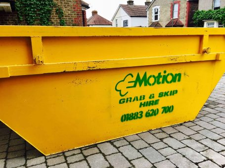 Motion Grab Hire & Skip Hire