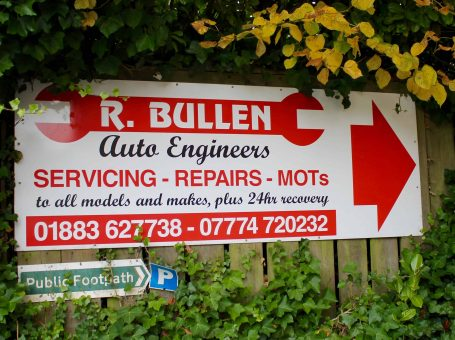 R. Bullen Auto Engineers