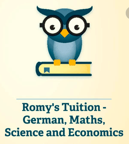 Romy's Tuition