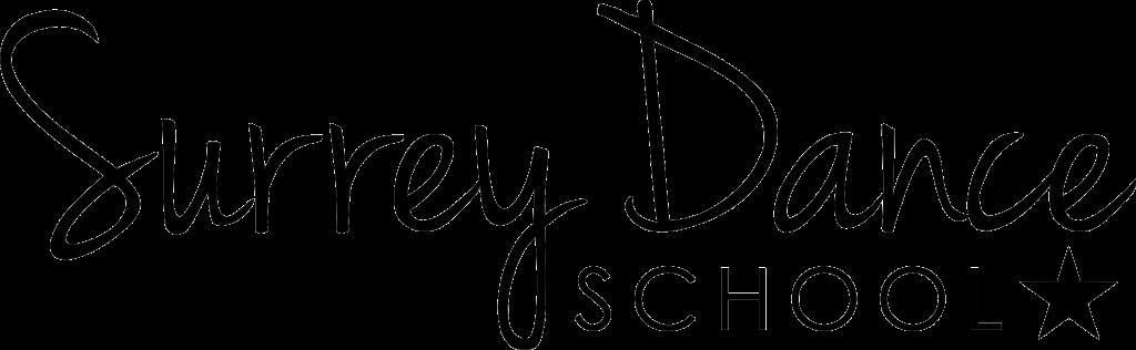 Surrey Dance School's logo - children's ballet classes in Oxted