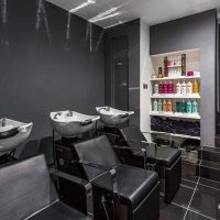 Interior of Time Hair & Beauty in Caterham