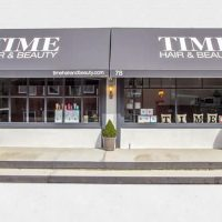 Exterior of luxury hair and beauty salon in Caterham - Time Hair & Beauty