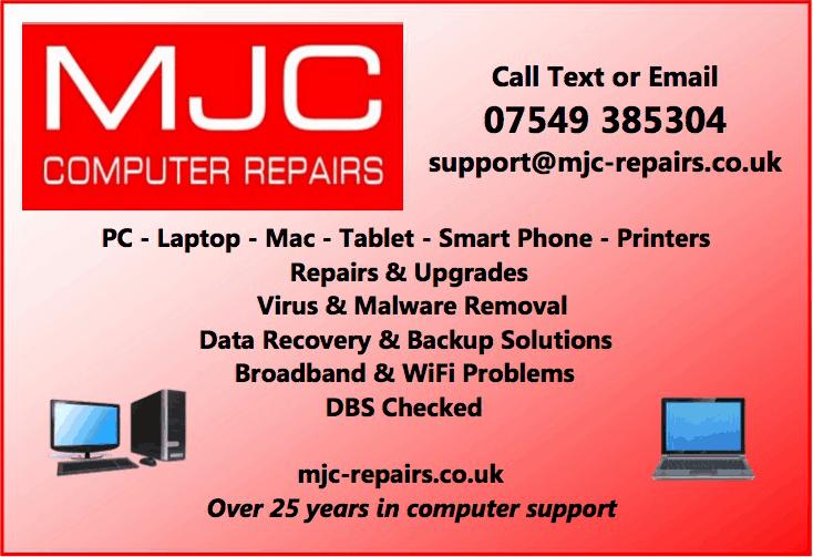 MJC Computer Repairs