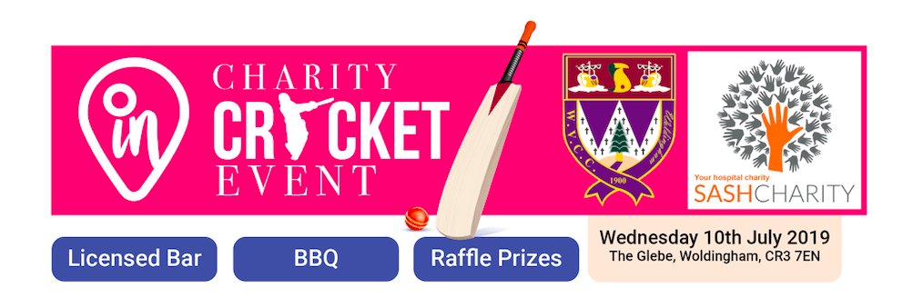 inTandridge Charity T20 Cricket Event, SASH