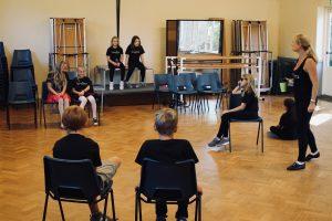Surrey Drama School in action