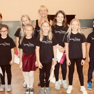 Surrey Drama School squad