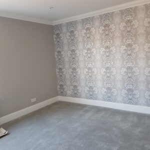 wallpapering and painting and decorating by Select Decorators